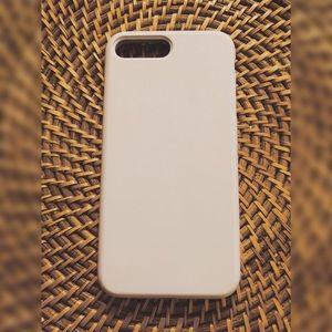 silicone iPhone 7 Plus phone case